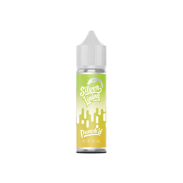 Silver Lining Juice Co Punch'd E-Liquid
