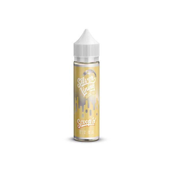 Silver Lining Juice Co Scoop'd E-Liquid