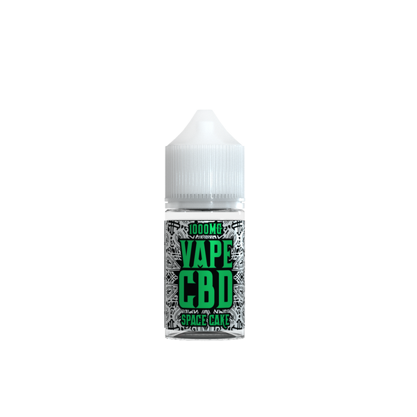 Vape CBD Space Cake CBD E Liquid