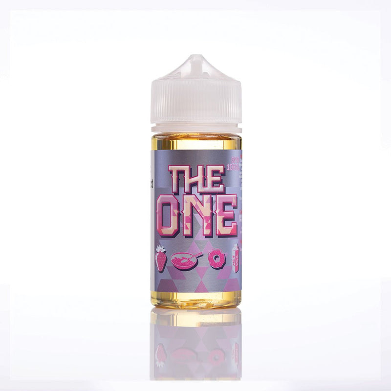 Beard Vape Co Strawberry Doughnut E Liquid
