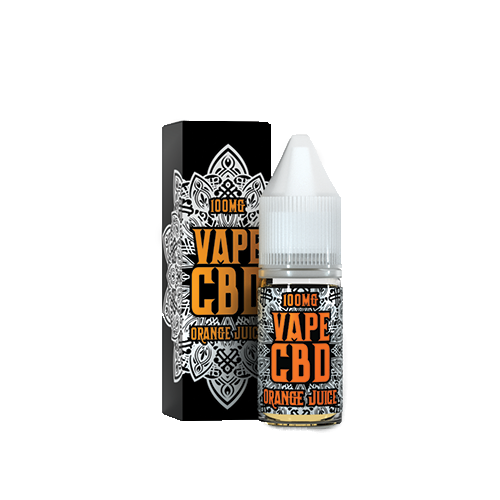 Vape CBD Orange Juice E Liquid