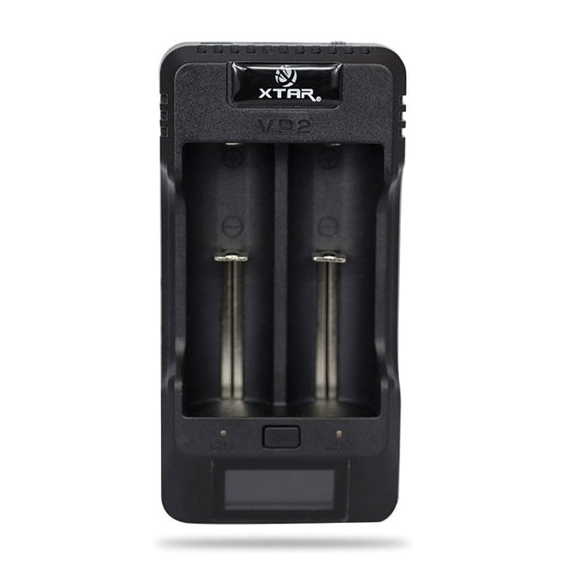 XTAR VP2 2 Bay Charger