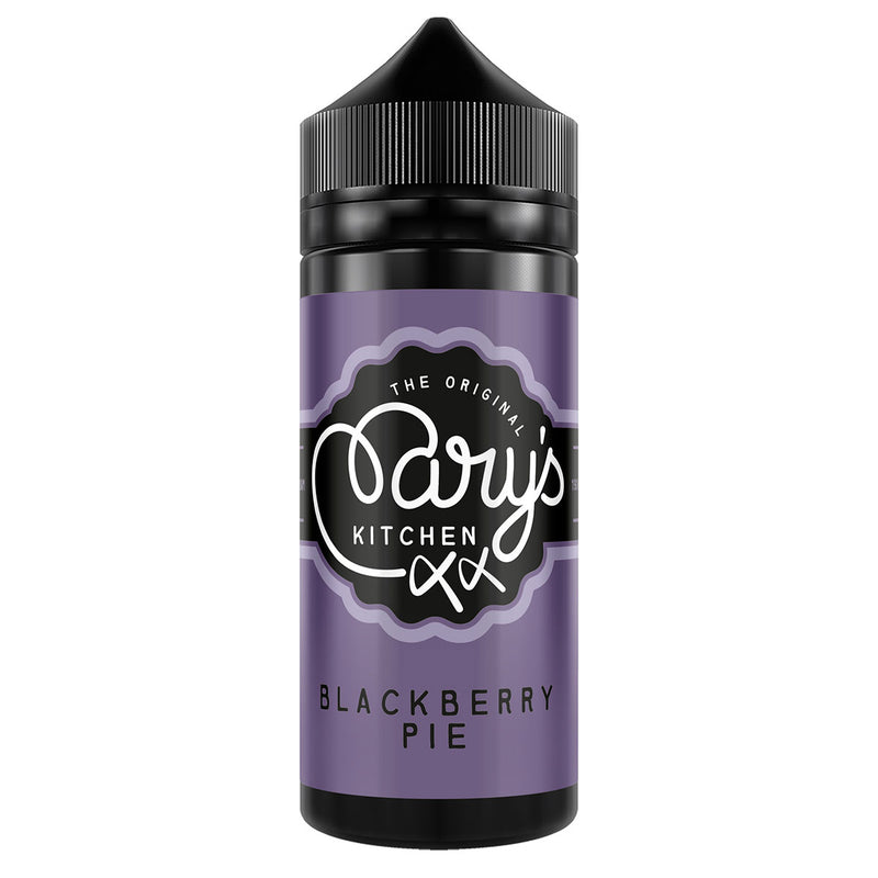 Mary's Kitchen Blackberry Pie E Liquid