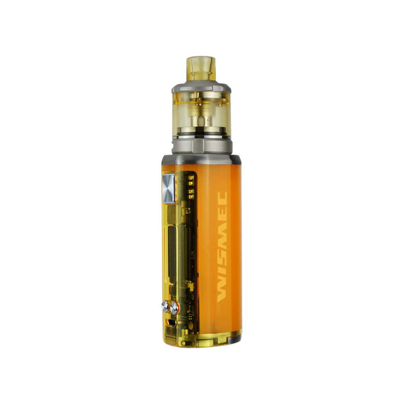 Wismec Sinuous V80 Kit Yellow
