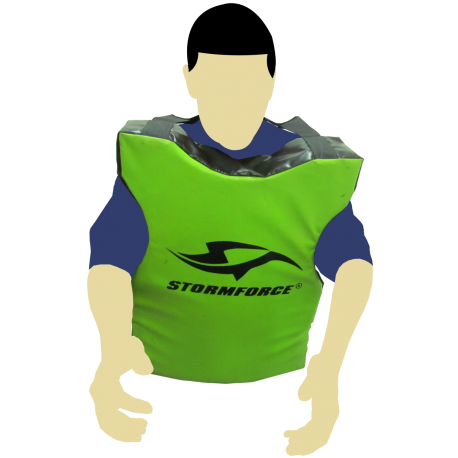 Rugby Body Shield - PromoSport