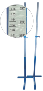 IAAF High Jump Uprights - PromoSport