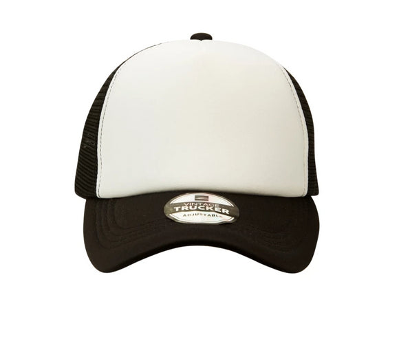 Two-Toned Trucker Cap - PromoSport
