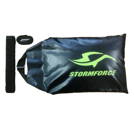 Rugby Sand Bag Sledge With Harness - PromoSport