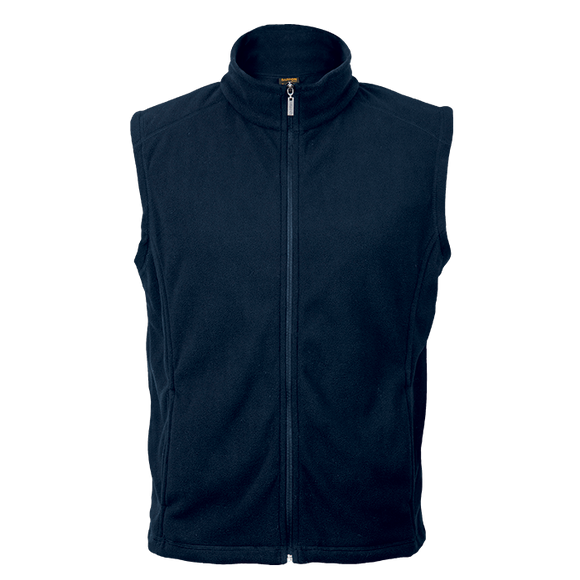 Mens Sporty Sleeveless Fleece