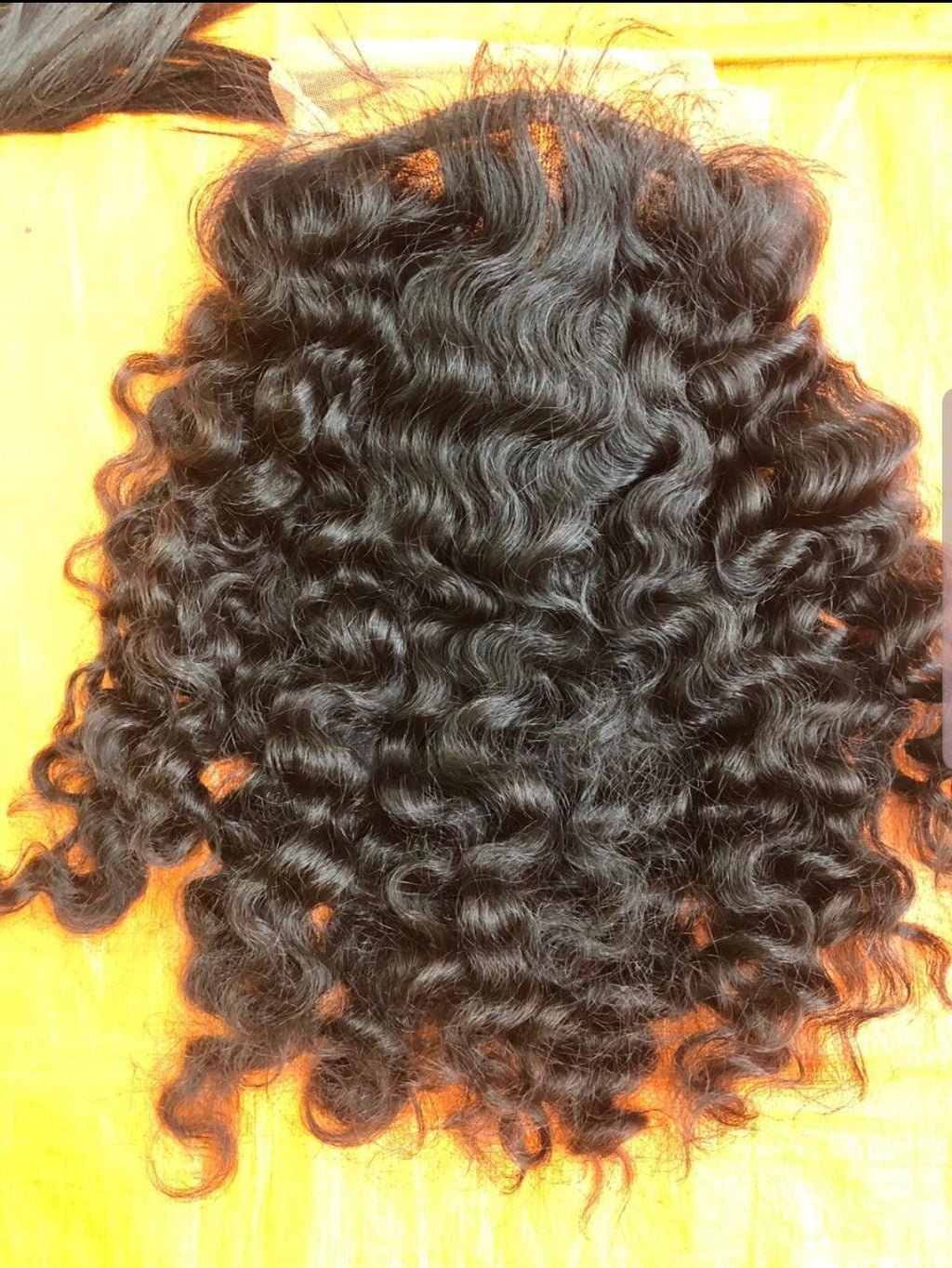 Hawaiian Water Wave Lace Frontal