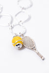 Simply Tennis Necklace