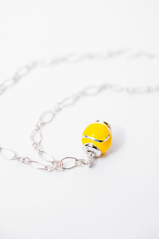 Let's Have a Ball! Necklace