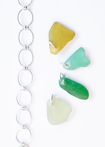 Sea Glass Drop
