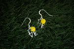 LOVE Tennis Earrings