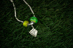 On the Green Necklace