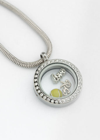 Who Do You Love Pendant Necklace