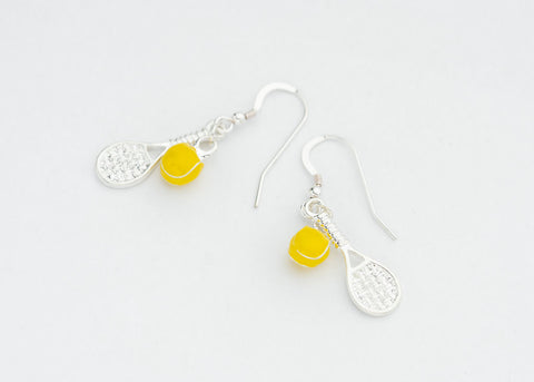 Drop Shot Earrings