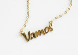 Vamos Necklace