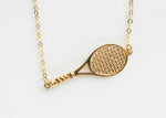 Wear Your Racket Necklace