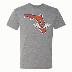 Lakeland Flying Tigers MENS State S/S Tee