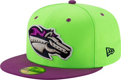 2020 Caballos de Stockton Fitted Hat