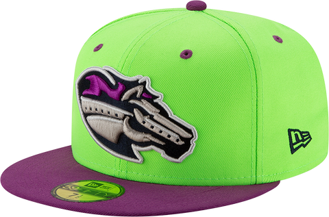 Caballos de Stockton Fitted Hat