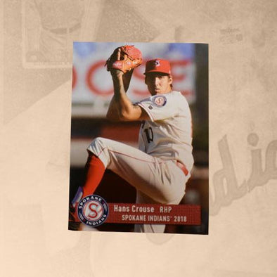 Spokane Indians 2018 Spokane Indians Team Set