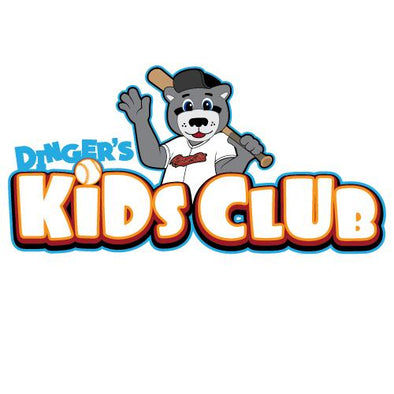 DINGER'S KIDS CLUB 2020, SACRAMENTO RIVER CATS