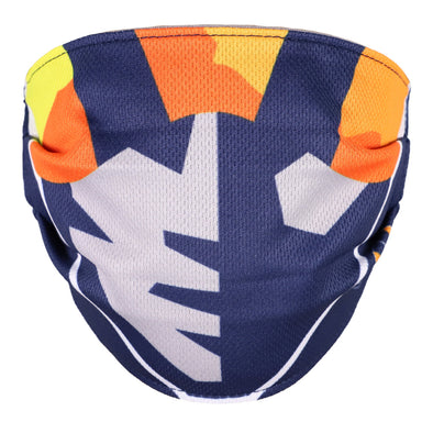 Kids' Las Vegas Aviators OT Sports Aviator 2-Ply Navy Facial Cover