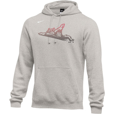 Richmond Flying Squirrels Primary Logo Dot Hoodie