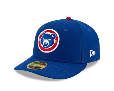 New Era 59Fifty Low Profile South Bend Cubs On Field Home Cap