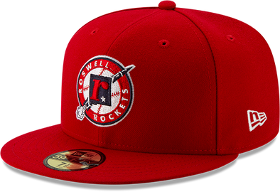 Roswell Rockets Hometown Collection New Era Cap