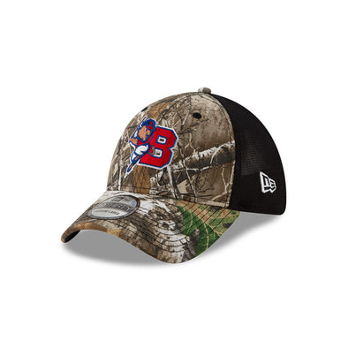 Buffalo Bisons Team Mesh RTC 3930 Cap