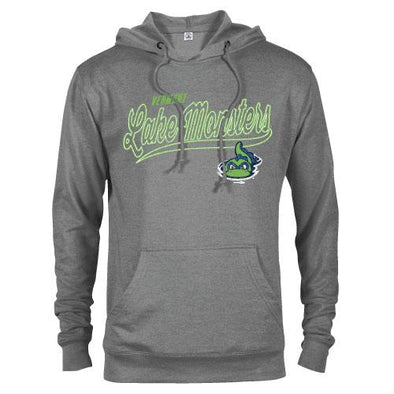 Vermont Lake Monsters Allegiant - French Terry Hooded Sweatshirt