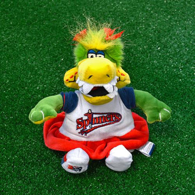 Lowell Spinners Alliegator Doll