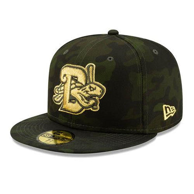 DAYTONA TORTUGAS NEW ERA 2019 59FIFTY ARMED FORCES CAP