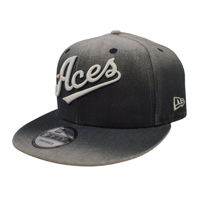 New Era Aces Script Faded Heather 9Fifty Snapback