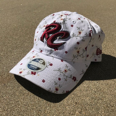 BLOSSOM WHITE RC HAT - WOMENS, SACRAMENTO RIVER CATS