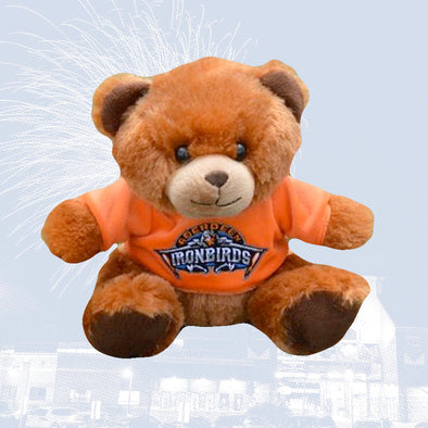 Aberdeen IronBirds Plush Bear