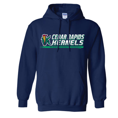 Cedar Rapids Kernels Hooded Sweatshirt