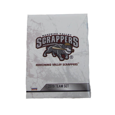 2019 Scrappers Team Set