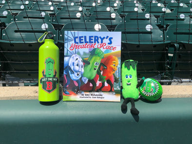 Buffalo Bisons Celery Bundle #1