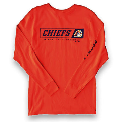 Chiefs Chase Down Long Sleeve Shirt