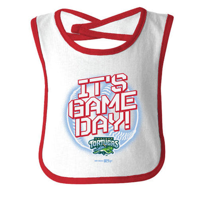 DAYTONA TORTUGAS BIMM RIDDER INFANT ITS GAME DAY BIB