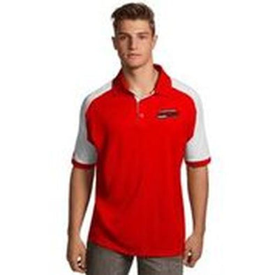 Clearwater Threshers BeachDogs Polo Century Script Logo