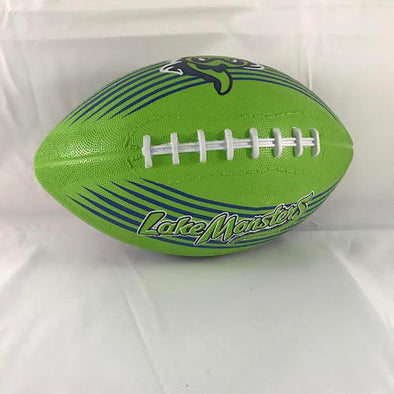 Vermont Lake Monsters Lake Monsters Rubber Mini Football