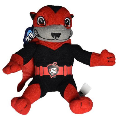 Richmond Flying Squirrels Nutzy Plush Mascot 9""