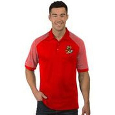 Clearwater Threshers BeachDogs Polo Engage Dog Logo Red