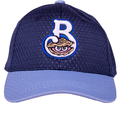 Biloxi Shuckers Hat- Youth JM 123 with Home Logo