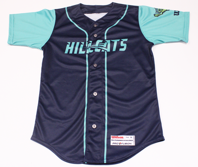 Youth Blue/Teal Jersey